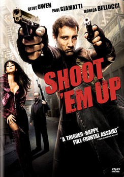 Shoot 'Em Up - DVD - Used