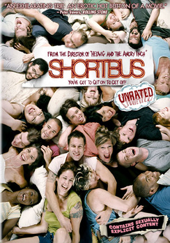 Shortbus - Unrated - DVD - Used