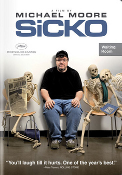 Sicko - Widescreen - DVD - Used