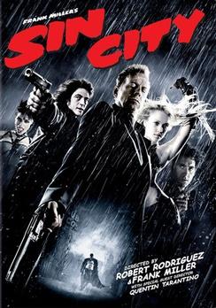 Sin City - DVD - Used