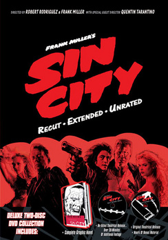 Sin City - Extended Edition - DVD - Used