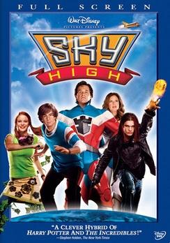 Sky High - Full Screen - DVD - Used