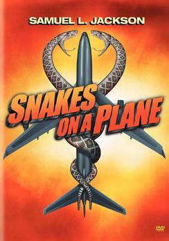 Snakes on a Plane - Widescreen - DVD - Used