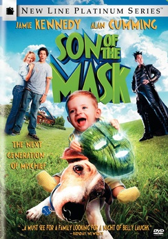 Son of The Mask - Platinum Series - DVD - Used