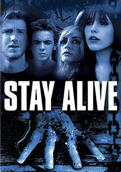 Stay Alive - Full Screen - DVD - Used
