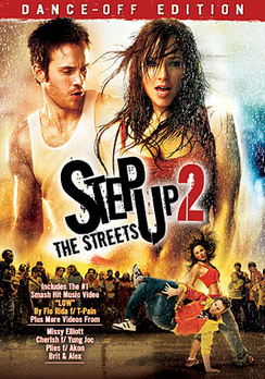 Step Up 2 the Streets - Special Edition - DVD - Used