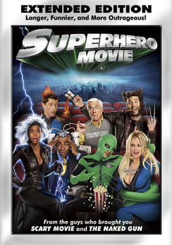 Superhero Movie - Extended Edition - DVD - Used