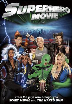 Superhero Movie - DVD - Used