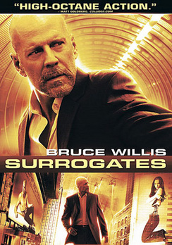 Surrogates - Widescreen - DVD - Used