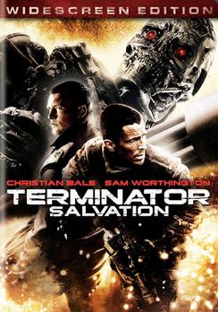 Terminator Salvation - Widescreen - DVD - Used