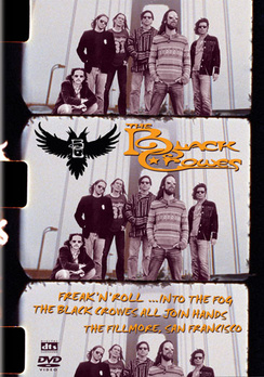 The Black Crowes: Freak 'n' Roll... Into the Fog - Widescreen - DVD - Used