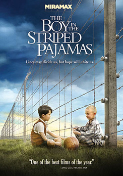 The Boy in Striped Pajamas - DVD - Used
