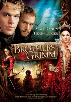 The Brothers Grimm - DVD - Used