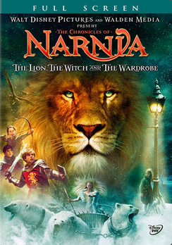 The Chronicles of Narnia: The Lion, The Witch... - Full Screen - DVD - Used