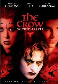 The Crow: Wicked Prayer - DVD - Used