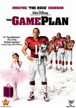 The Game Plan - Full Screen - DVD - Used