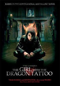 The Girl with the Dragon Tattoo - Widescreen - DVD - Used