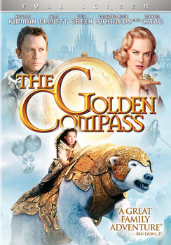 The Golden Compass - Full Screen - DVD - Used