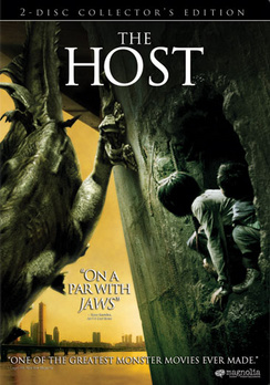 The Host - Collector's Edition - DVD - Used