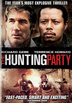 The Hunting Party - Widescreen - DVD - Used