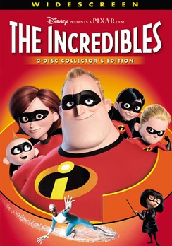 The Incredibles - Widescreen Collector's Edition - DVD - Used