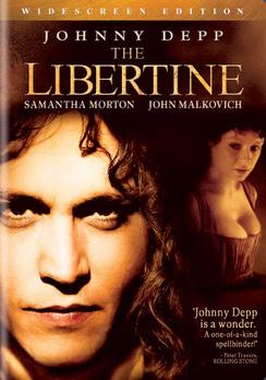 The Libertine - Widescreen - DVD - Used