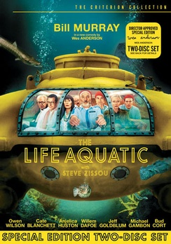 The Life Aquatic with Steve Zissou - Special Edition - DVD - Used