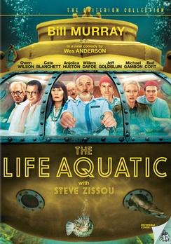 The Life Aquatic with Steve Zissou - DVD - Used