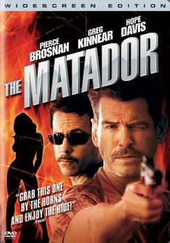 The Matador - Widescreen - DVD - Used