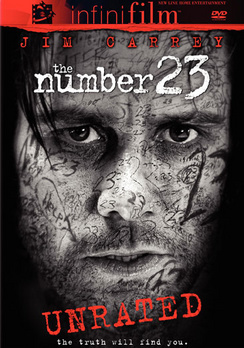 The Number 23 - Infinifilm - DVD - Used