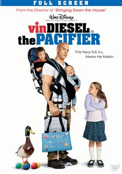The Pacifier - Full Screen - DVD - Used