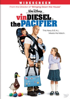 The Pacifier - Widescreen - DVD - Used