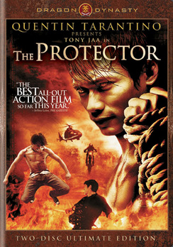 The Protector - Ultimate Edition - DVD - Used