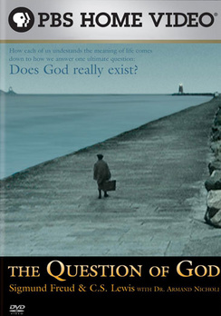 The Question of God: Sigmund Freud & C.S. Lewis - DVD - Used