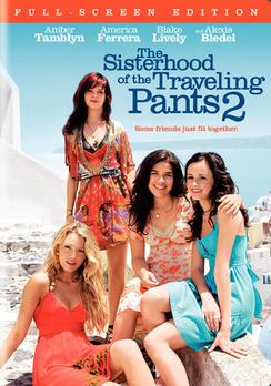 The Sisterhood of the Traveling Pants 2 - Full Screen - DVD - Used