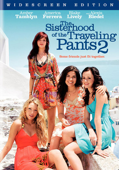 The Sisterhood of the Traveling Pants 2 - Widescreen - DVD - Used