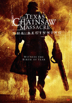 The Texas Chainsaw Massacre: The Beginning - Widescreen R-rated - DVD - Used