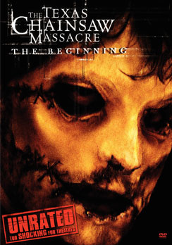 The Texas Chainsaw Massacre: The Beginning - Platinum Series Unrated - DVD - Used