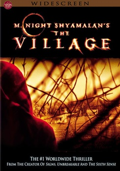 The Village - Widescreen Vista Series - DVD - Used