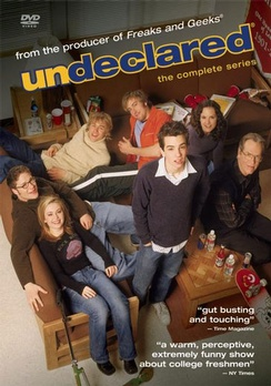 Undeclared: The Complete Series - DVD - Used