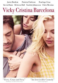 Vicky Cristina Barcelona - Widescreen - DVD - Used