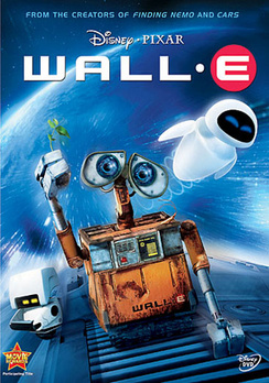 WALL-E - DVD - Used