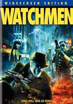 Watchmen - Widescreen - DVD - Used