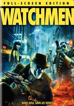 Watchmen - Full Screen - DVD - Used