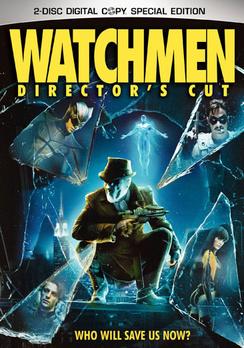 Watchmen - Director's Cut - DVD - Used