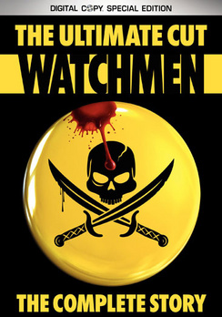 Watchmen - Ultimate Edition - DVD - Used