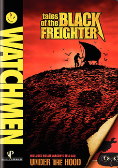 Watchmen: Tales of the Black Freighter - DVD - Used