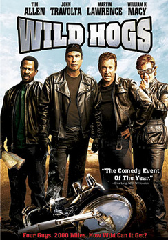 Wild Hogs - Widescreen - DVD - Used