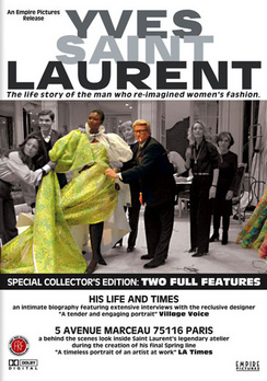 Yves Saint Laurent - Collector's Edition - DVD - Used