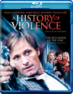 A History of Violence - Blu-ray - Used